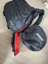 Caden Black sling camera bag DSLR SLR camcorder