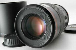 [Mint] Canon EF 100mm f 2.8L MACRO IS USM AF Lens with Hood FAST SHIP