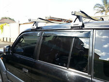 Toyota  PRADO 96-02 Roof Racks Cross Bars Al with max load 100kg A pair