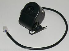 Brand New - Motorcycle Waterproof 12V Lighter Socket Power Outlet