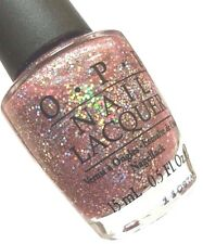 OPI Teenage Dream Pink Nail Polish NL K07 NEW HTF Katy Perry Collection Holo