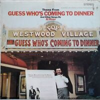 Al Rosa-Guess Who's Coming To Dinner Vinyl LP.1968 Tower ST 5110.