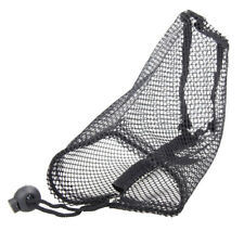 Mesh Net Bag Golf Tennis 12/25/50 Ball Carrying Holder Drawstring Pouch M