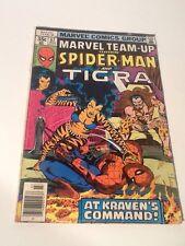 Marvel Team-Up #67 (Mar 1978, Marvel) Spider-Man