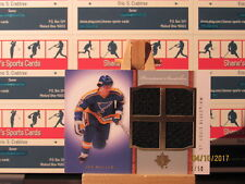 2007-08 Ultimate Collection Premium Swatches #PSJM Joe Mullen SN 21/50