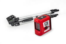 Kapro 862 Magnetic Self-leveling Mini Infrared Laser Cross beam 2-line Level
