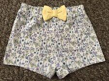 Baby Girls Matalan Floral Shorts 3-6 Months