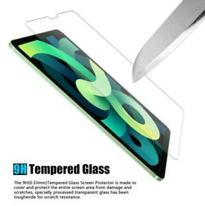 For iPad Air 4 (2020) 10.9'' inch 4th Gen Tempered Glass HD Screen Protector
