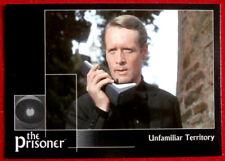 The Prisoner Auto Series - Volume 1 - Unfamiliar Territory - Card #37 Cards Inc