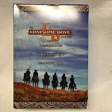 The Lonesome Dove Collection (DVD, 2001, 3-Disc Set, 3-Pack)
