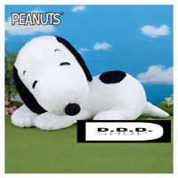 SEGA SNOOPY Giga jumbo Nesoberi pose stuffed Soft plush 45cm japanese limited