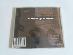 Wizzy Noise – Timeline RMX - CD Candyflip Psytrance Goa Vibrasphere