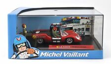 Michel Vaillant Le Mans LEADER GENGIS KHAN 1/43 ALTAYA VOITURE DIECAST MODEL V15