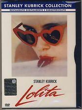 S.Kubrick P.Sellers LOLITA nuovo sigillato DVD SNAPPER