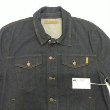 d8db3a014ba $158 Joes Jeans Men`s Durden Dark Wash Blue Indigo Denim Jean Jacket Size XL