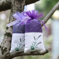 Empty Sachets Bag Flower Printing Fragrance Lavender Sachet Bag 30Psc