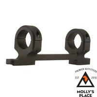 DNZ Products 11300, Game Reaper Howa 1500 Short Action Medium RH Mount Black, 1""