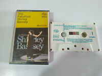 Shirley Bassey The Fabulous Bassey MFP 1976 - Cinta Cassette