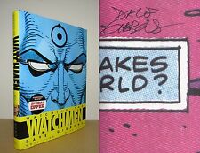 Dave Gibbons - Watching the Watchmen - Signed - 1st/1st