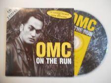 OMC : ON THE RUN [ CD SINGLE ]
