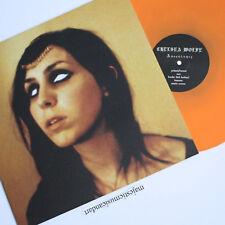 CHELSEA WOLFE LIMITED 1000 ORANGE/BLACK VINYL LP MINT RARE