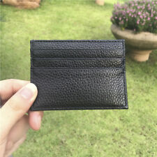 1Pc Credit Card Wallet Mini Slim Wallet ID Card Business Credit Card Holder Case