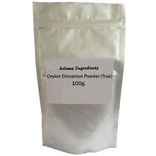 100g Ceylon Cinnamon Powder - Grade A Premium Quality! FREE P&P