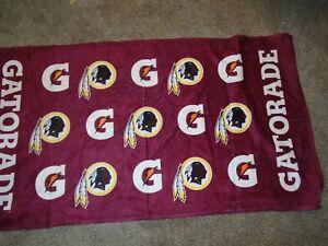 Washington Redskins Official NFL Gatorade Towel