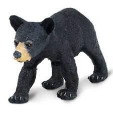 Black Bear Cub North American Wildlife Safari Ltd NEW Toys Educational Animals