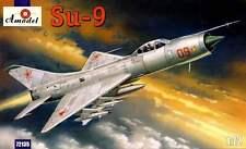 SUKHOI Su 9 FISHPOT - COLD WAR ERA INTERCEPTOR  (SOVIET AF MARKINGS) 1/72 AMODEL