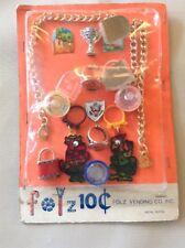 "Folz Vending Display  ""Worlds Greatest"" Trophy Roulette Wheel Top Lock"