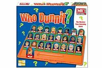M.Y Who Dunnit | The Mystery Face guessing Game