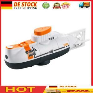 Mini RC U-Boot USB 6CH Fernbedienung Radio Control U-Boot Spielzeug Geschen