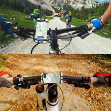 4 Claw 360° Bicycle Mountain Bike Handlebar Holder Bracket Clip For Mobile Phone