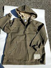 boys 8 Gymboree hooded pullover Fall Autumn jacket camo bug print Beetle Hunt