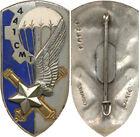 441° Compagnie Matériel du Territoire, émail, dos lisse embouti,Drago 2414(2060)