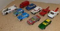 corgi - collection of cars