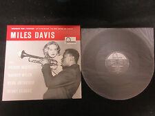 Miles Davis Ascenseur pour L'echafaud Japan Promo only Vinyl LP Jeanne Moreau
