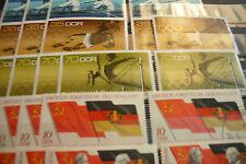 DDR Briefmarken, 150 Stück Sondermarken, postfrisch