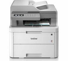 BROTHER DCPL3550CDW All-in-One Wireless Laser Printer - Currys