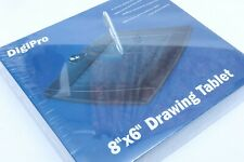 DigiPro WP8060 USB Graphics Tablet with Cordless Pen