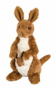 Douglas Melbourne KANGAROO Plush Toy Stuffed Animal NEW