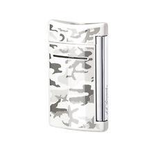 S.T. Dupont MINIJET accendino mimetico bianco, 010089, NUOVO & OVP