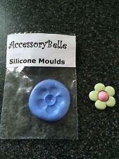 Daisy fleur en forme de moule en silicone fimo Sugarcraft Cupcake & Carte Toppers