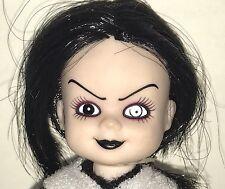 Living Dead Dolls Mini Series 1 SADIE Zombie Black Evil Horror Goth
