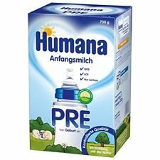 Humana Folgemilch 2 Pulver 700g PZN 11068573