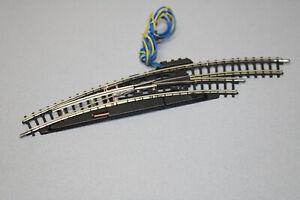 Märklin 8569 Mini Club Switch Track Right Electric Z Gauge