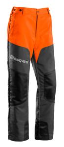 Pantalone lavoro forestale Husqvarna Classic Antitaglio anti taglio 44-60