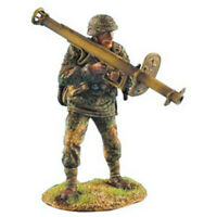 1/35 WWII Soldier Resin Kits Unpainted Figure Model GK Unassembled