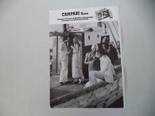 advertising Pubblicità 1977 CAMPARI SODA